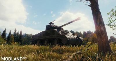 Classic's M4A2 Sherman Firefly IIIC Remodel 2.4 [1.4.1.1], 4 photo